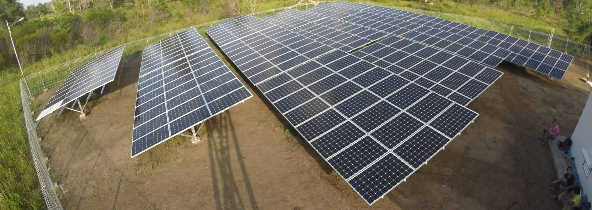 Hybrid installations combining solar PV system - PROINSO