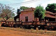 3080 Wp - CANDEMBA – URI, GUINEA BISSAU RADIO STATION