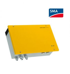 Yellow SMA SIC40-MPT Sunny Island Charger in PROINSO's Solar Outlet