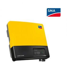 Yellow SMA Sunny Island SI2224 4030 01 Grid Inverter