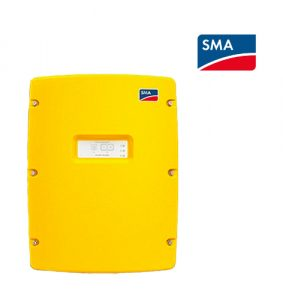 Yellow SMA Sunny Island SI6.0H 9130 EN 2 Battery Inverter