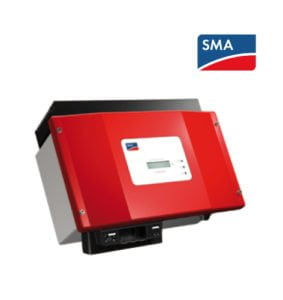 Red SMA SB1200 Inverter with RS485 Communication Interface