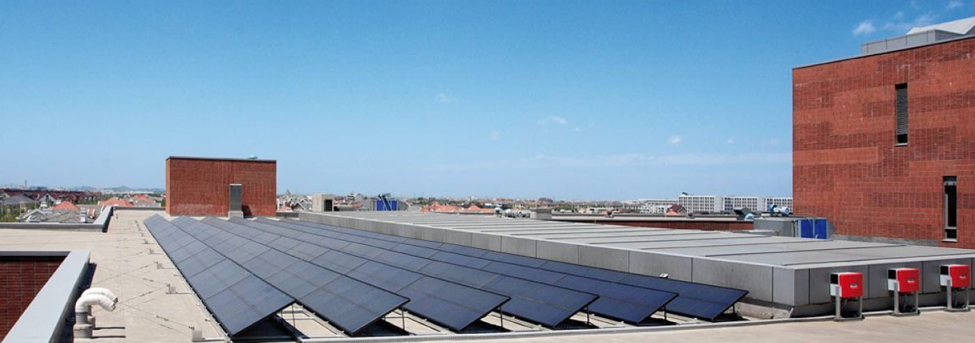 Commercial PV system-SMA Storage Solution