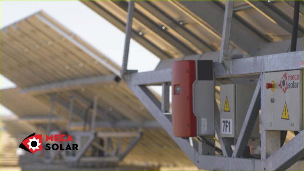 Meca Solar tracker