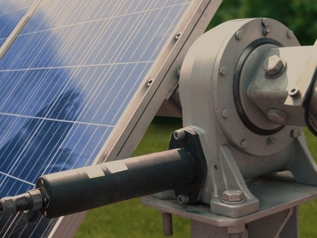 TURNSOLE Solar tracker