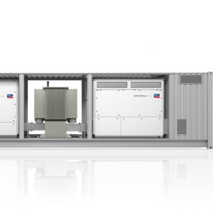 SMA Medium Voltage Power Station 4400